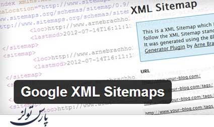 افزونه ساخت نقشه سایت با Google XML Sitemaps
