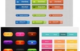 مجموعه ششم گرافیک های buttons