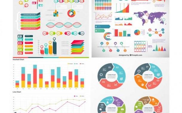 مجموعه دوم گرافیک های نموداری