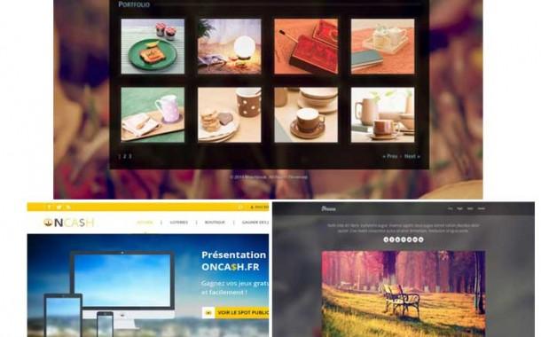 مجموعه هشتم گرافیک های قالب سایت