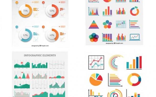 مجموعه اول گرافیک های نموداری