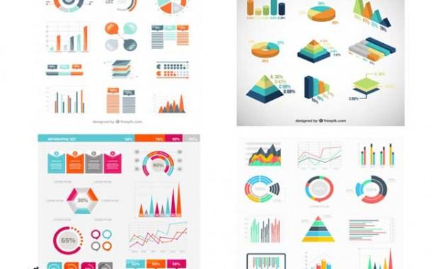 مجموعه سوم گرافیک های نموداری