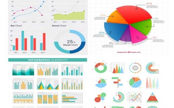 مجموعه هفتم گرافیک های نموداری